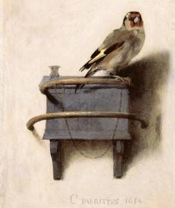 Carel-Fabritius-Goldfinch